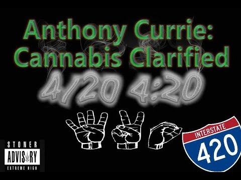 Best 420 Show EVER! Truly! Anthony Currie 4/20 on The Ironworx Podcast TFR Ep 54
