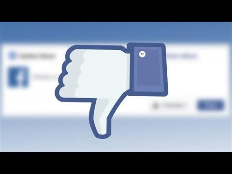 Download Facebook Plans a 'Dislike' Button