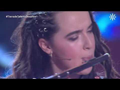 Carmen Arjona – 'Sweet Child o' Mine' (Guns N' Roses) . Fase desafíos 'Tierra de Talento' (T2)