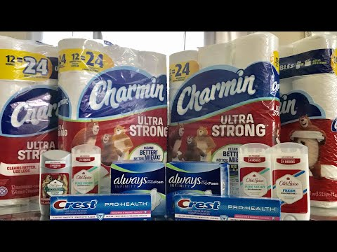 Rite Aid Couponing- Cheap Toilet Paper, cheap pads, cheap deodorant!