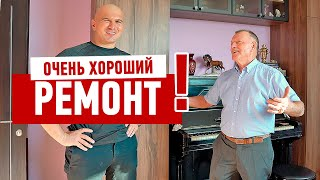 Ta'mirlash-bedroom Alexei Zemskova dan doira