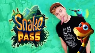 REVIEW - Snake Pass for Nintendo Switch (Video Game Video Review)