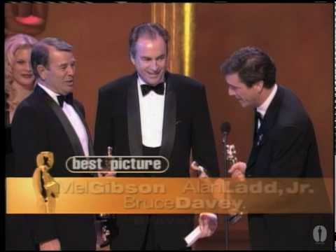 """Braveheart"" winning Best Picture"