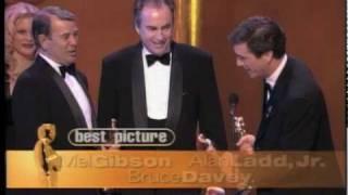 """Braveheart"" Winning Best Picture"