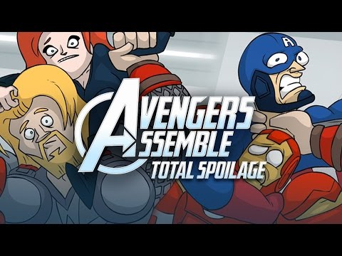 Avengers Assemble - Total Spoilage - HISHE Features: RicePirate
