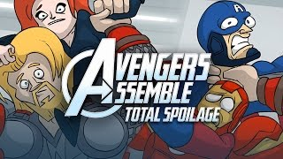Total Spoilage: Avengers Assemble - HISHE Features: RicePirate