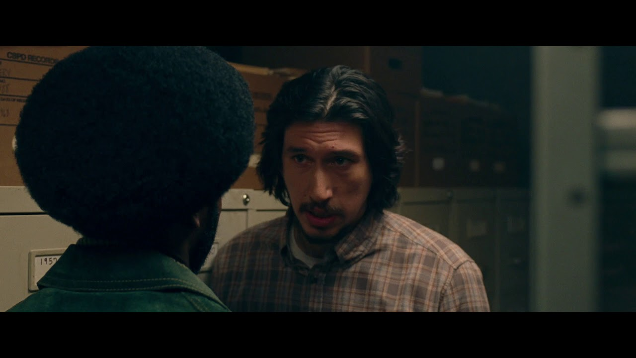 """BLACKkKLANSMAN - """"Undercover"""" Clip - In Theaters August 10"""