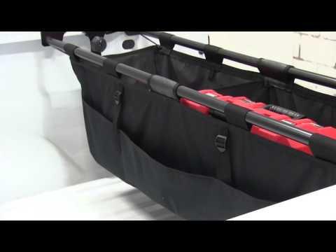 Truck Luggage Cargo Management System
