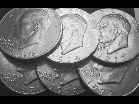 Expensive & Rare Eisenhower Dollars And How To Spot Them