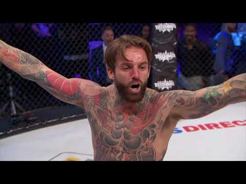 All of Bellator 200's star Aaron Chalmers FINISHES!