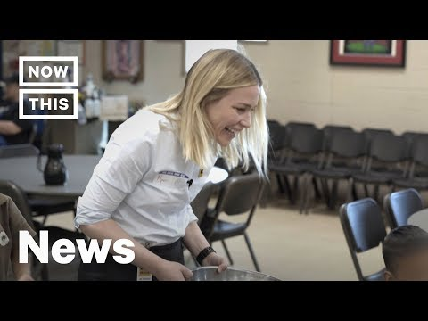 Inside a Shelter for Newly Admitted Asylum Seekers, With Piper Perabo | NowThis