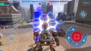 TRI TARANS - War Robots - Triple Taran Fujin