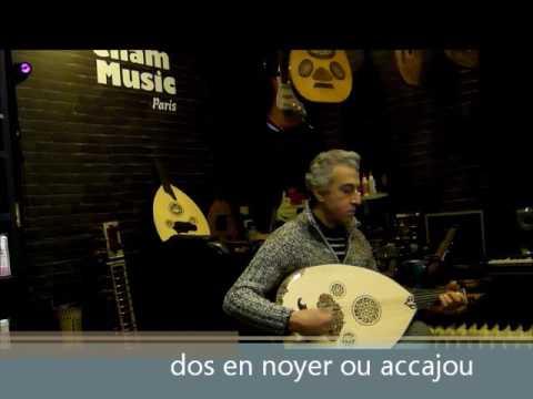 Oud Cham Music Paris