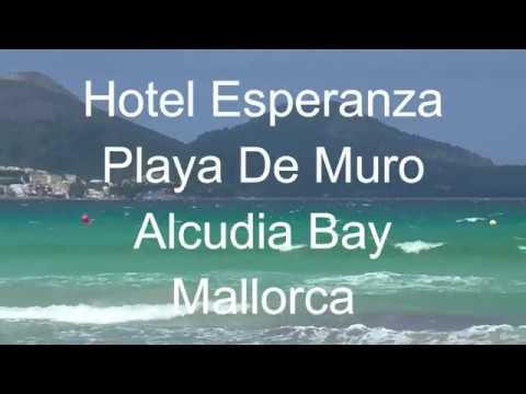 Hotel Esperanza, Playa De Muro, Alcudia Bay, Mallorca