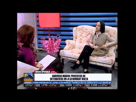 Andreea Marin la The Money Channel - Editie speciala, 26.12.2014