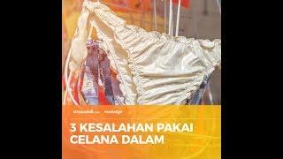 Gambar cover 3 Kesalahan Pakai Celana Dalam