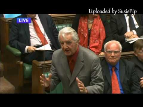 Dennis Skinner 18.05.2011 Prime Ministers Questions