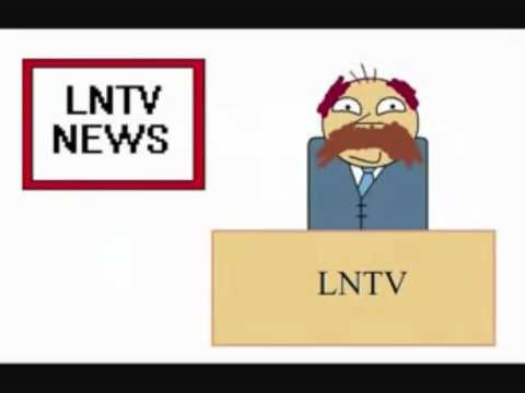LNTV 12 O'Clock News (July 7th 1991) - Critique of work by OnlyForTheAge