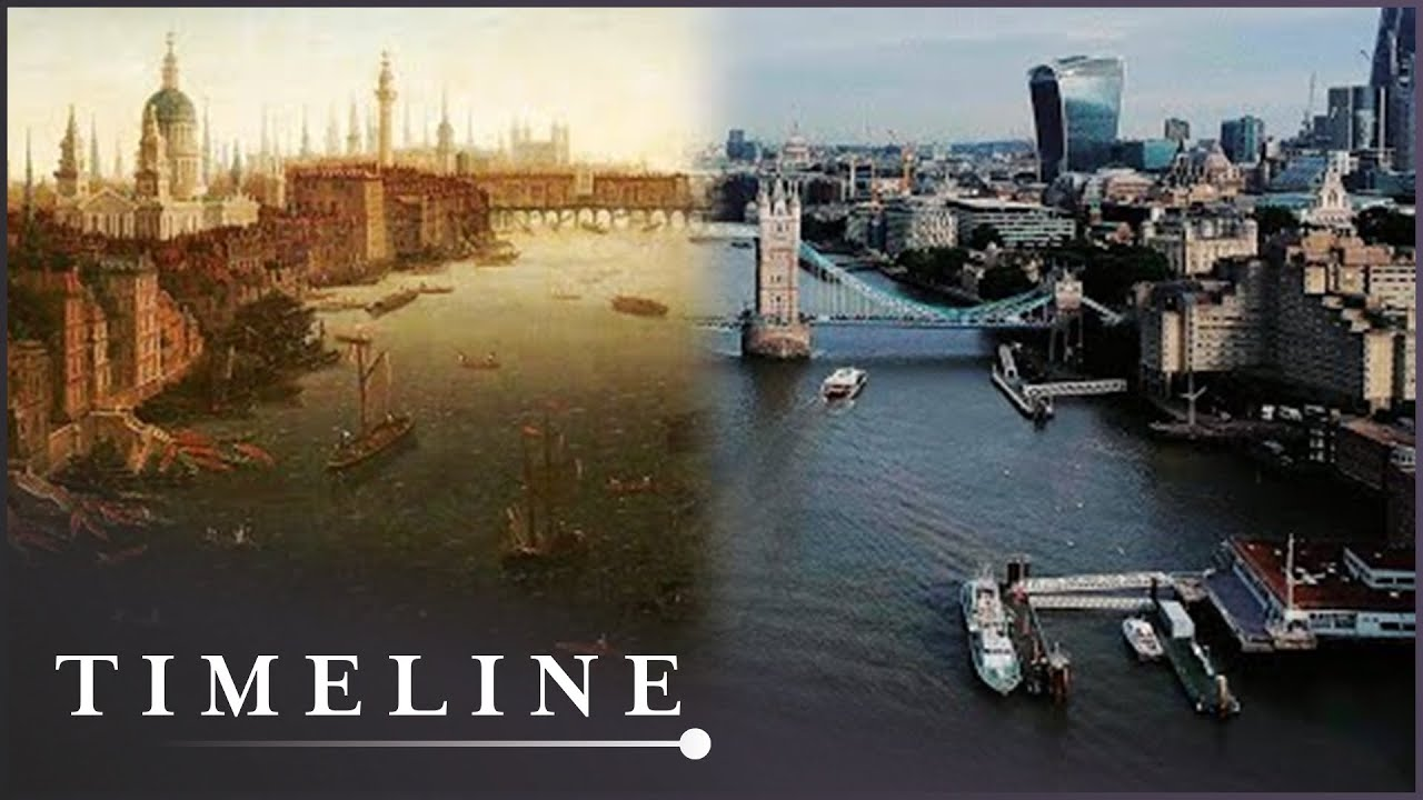 Interesting watch- Secret's From The Foreshore: The Thames Through Time (Historic Sailing Docum