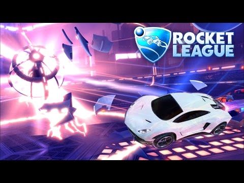 NEW ROCKET LEAGUE DROPSHOT GAME MODE