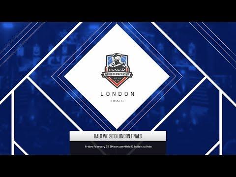 HaloWC 2018 London Finals – Day 1