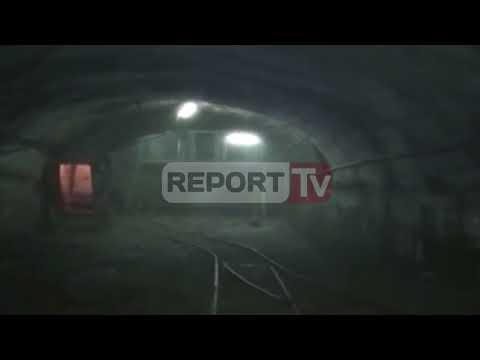Report TV - Bulqizë, e zë masivi i gurëve, humb tragjikisht jetën minatori