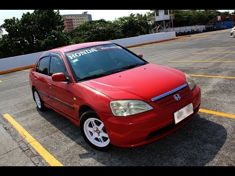 2001 7th Gen Civic Dimension Vti S Reddy For