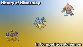 How GOOD was Hitmontop ACTUALLY? - History of Hitmontop in Competitive Pokemon (Gens 2-7)