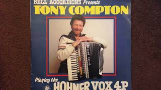 TONY COMPTON Playing the Hohner Vox 4P Electronic Accordion – 09 Jazz: When Sunny Gets Blue