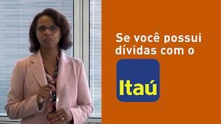 Um recado do Itaú para quem tem dívida