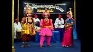 Yakshagana--Ramesha Bhandari Hasya Raghavendra mayya hagu Yajivara sath pratijna pallavi