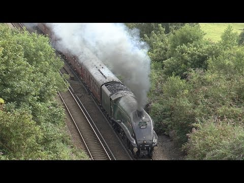 60009 Union of South Africa , Cathedrals Express , 23rd July 2017