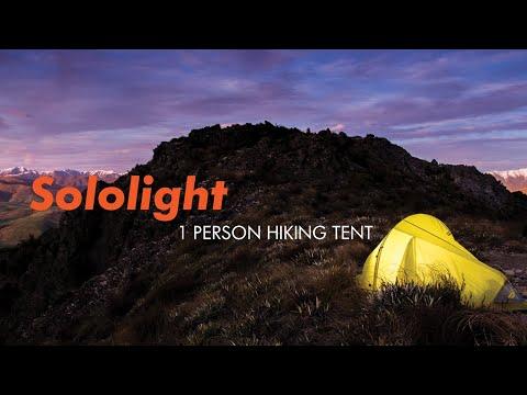 Macpac Sololight Hiking Tent