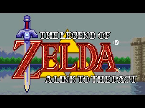The Legend of Zelda: A Link to the Past – Episode 1: She's Smokin'