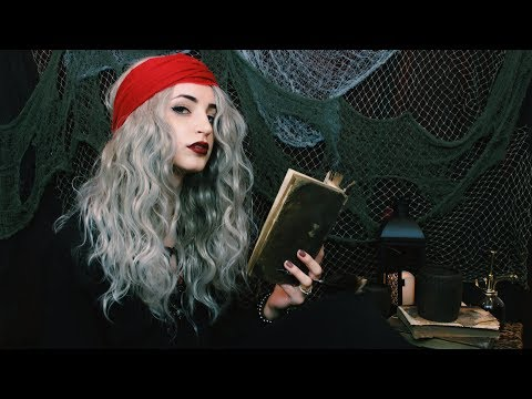 [ASMRRRR] Aboard a Dark & Stormy Pirate Ship