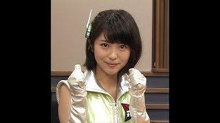 浜辺美波さんがあなたを応援してくれます。 通学・通勤前ややる気・元気...