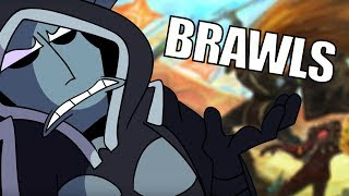 What I Think About WoW's PvP Brawls... - (A Discussion)