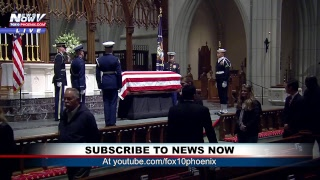 fnn-honors-remembrances-continue-for-41st-u-s-president-recap-of-ft-worth-police-chase