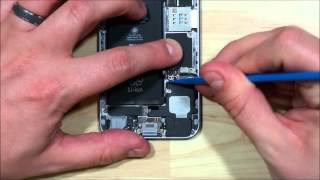 iPhone 6 Charge Port Replacement Disassembly- MIC, Headphone Jack, Loud Speaker