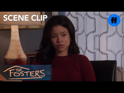 The Fosters | Season 4, Episode 14: Mariana, Stef And Lena Go To Therapy | Freeform