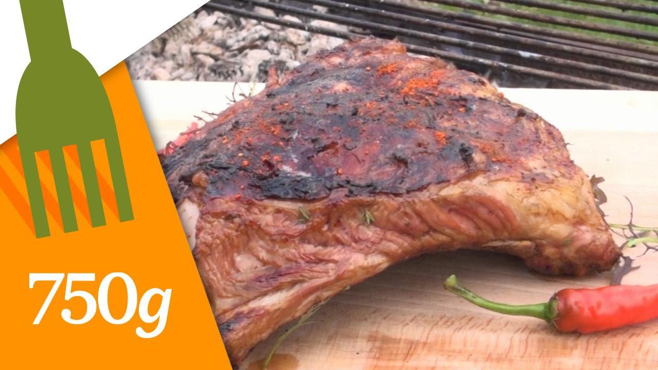 Recette de travers de porc marin s au barbecue 750 - Recette queue de langouste grillee au barbecue ...