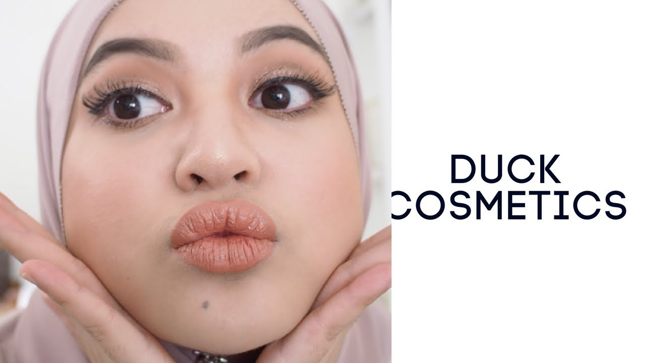 Duck Cosmetics Review Demo Youtube