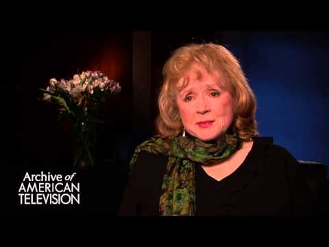 "Piper Laurie discusses ""The Hustler"" - EMMYTVLEGENDS.ORG"