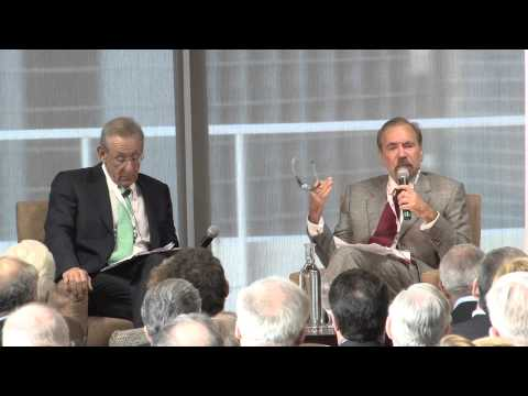 Keynote Session: Stephen Ross and Jorge Perez - Real Estate Impact Conference - Feb. 22, 2013