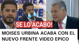 MOISES URBINA PONE EN APRIETOS A CANDIDATO DEL FMLN!