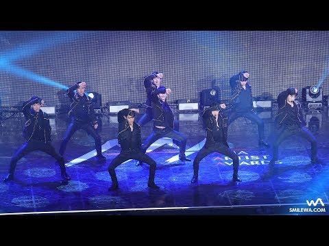 171115 EXO '전야 (前夜) (The Eve) + Ko Ko Bop' 4K 직캠 @아시아 아티스트 어워즈 (AAA) 4K Fancam By -wA-