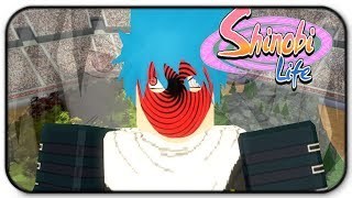 Roblox Shinobi Life Sasuke Rinnegan In Arena X Mode Gameplay