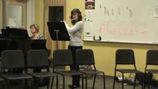 Scherzino Flute Solo