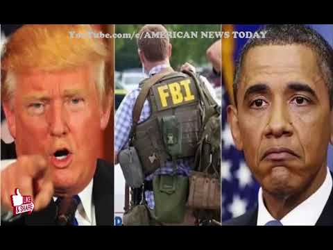 #NEWS After Obama Threatened To 'Disappear Him,' FBI Informant's 'Shocking Secret' Saves Trump