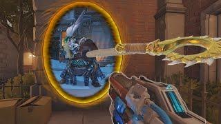 [Overwatch] Portal Hooks!